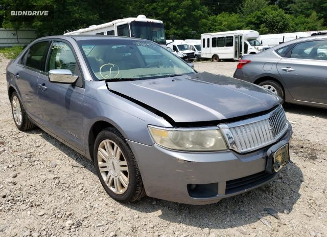 Lot #1735227137 2006 LINCOLN ZEPHYR salvage car