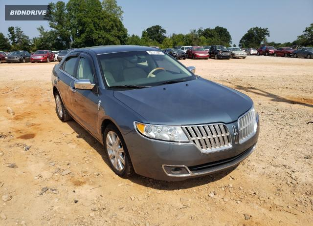 Lot #1756115707 2011 LINCOLN MKZ salvage car