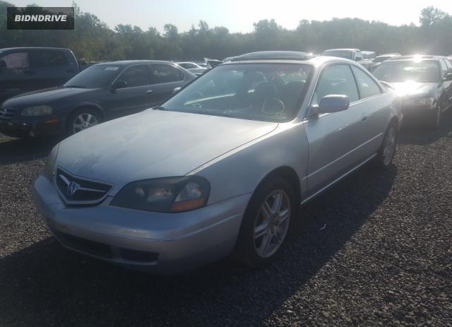 Lot #1756775981 2003 ACURA 3.2CL TYPE salvage car