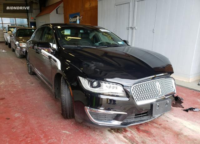 Lot #1757858911 2017 LINCOLN MKZ RESERV salvage car