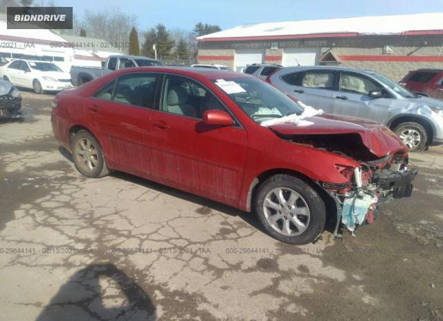 Lot #1758723237 2011 TOYOTA CAMRY salvage car