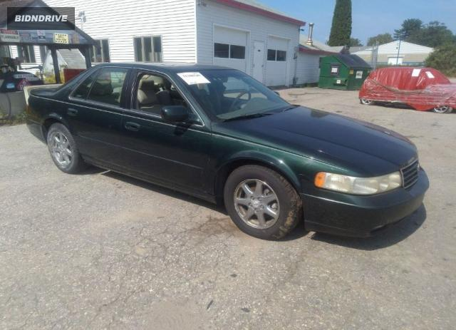 Lot #1758723307 1998 CADILLAC SEVILLE STS salvage car