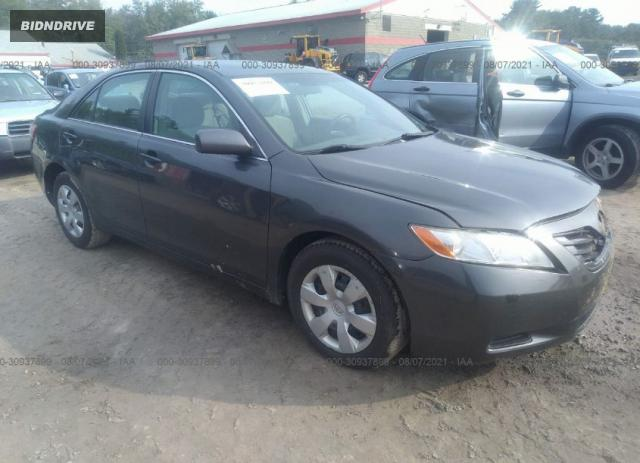 Lot #1758723491 2009 TOYOTA CAMRY salvage car