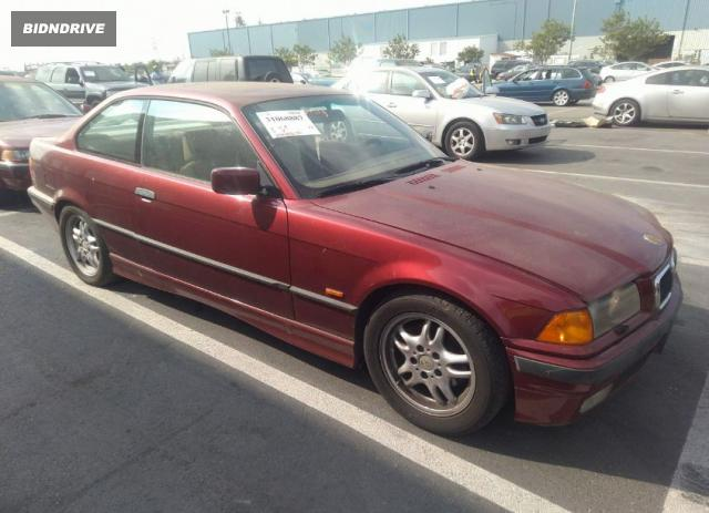 Lot #1761473474 1997 BMW 3 SERIES 328IS salvage car