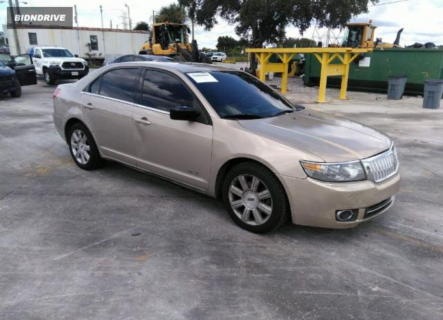 Lot #1762826967 2008 LINCOLN MKZ salvage car