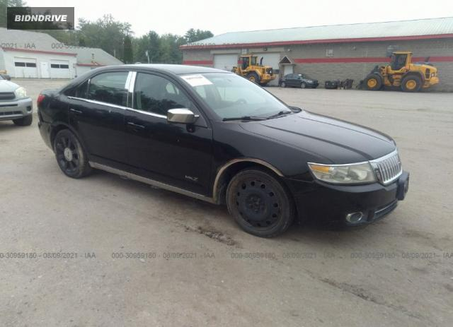Lot #1762827174 2007 LINCOLN MKZ salvage car