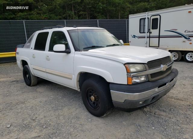 Lot #1763798857 2005 CHEVROLET AVALANCHE salvage car