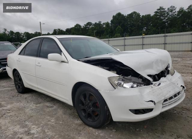 Lot #1763892847 2005 TOYOTA CAMRY LE salvage car