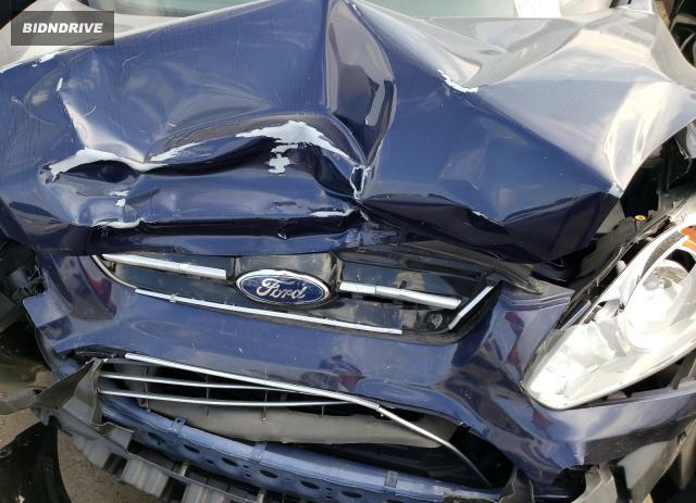 Lot #1765664774 2016 FORD C-MAX SE salvage car
