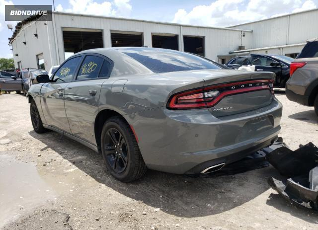 Lot #1769915697 2019 DODGE CHARGER SX salvage car