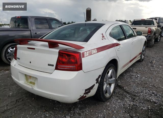 Lot #1772018594 2008 DODGE CHARGER R/ salvage car