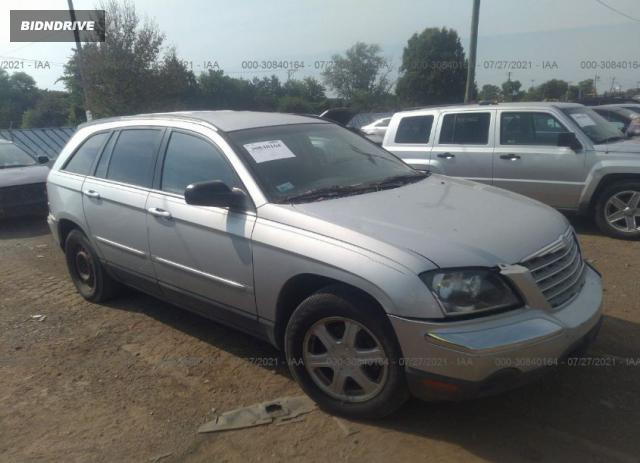 Lot #1772441824 2005 CHRYSLER PACIFICA TOURING salvage car