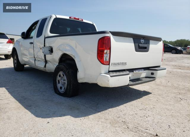 Lot #1773088914 2019 NISSAN FRONTIER S salvage car