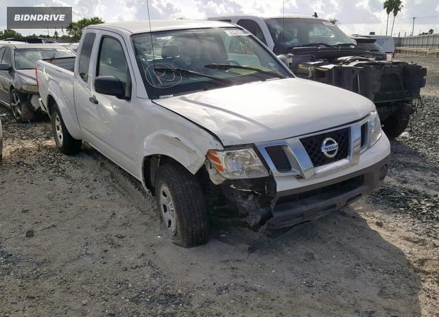 Lot #1775454087 2018 NISSAN FRONTIER S salvage car