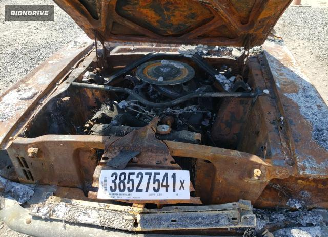 Lot #1775541364 1965 FORD MUSTANG salvage car