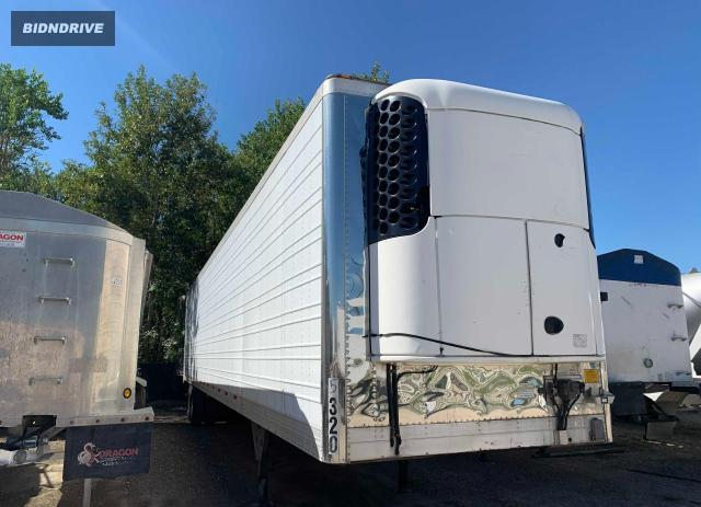 Lot #1775550874 2013 UTILITY REEFER salvage car