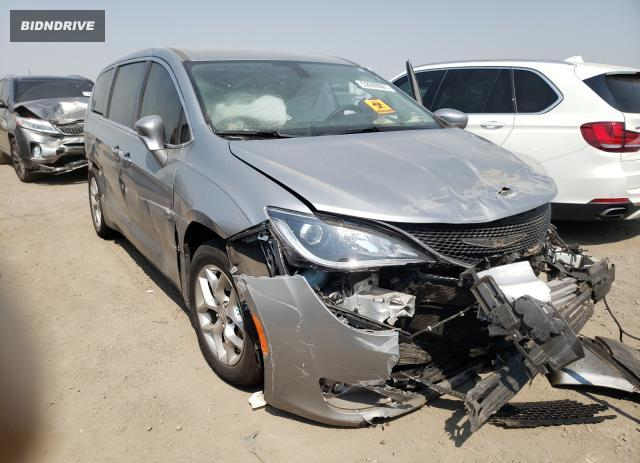 Lot #1775575911 2019 CHRYSLER PACIFICA T salvage car