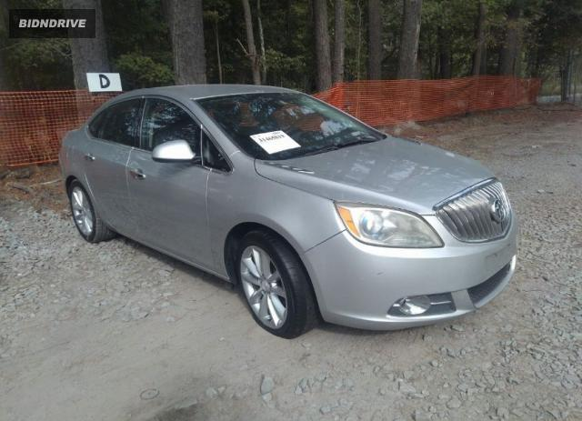 Lot #1776434574 2013 BUICK VERANO LEATHER GROUP salvage car