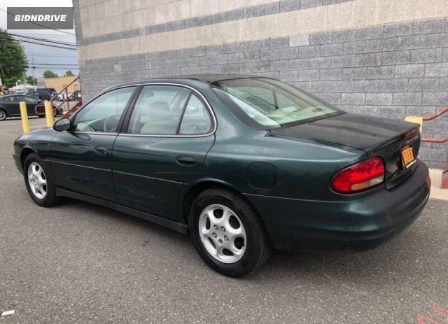 Lot #1776455211 1999 OLDSMOBILE INTRIGUE G salvage car
