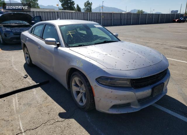 Lot #1776584607 2016 DODGE CHARGER SX salvage car