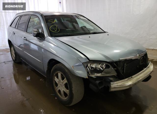 Lot #1776983791 2005 CHRYSLER PACIFICA T salvage car